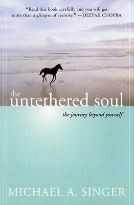 The Untethered Soul: The Journey Beyond Yourself (Paperback), Sin. 9781572245372