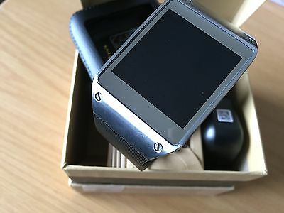 Samsung Galaxy Gear Sm-V700 Android Smart Watch Jet Black