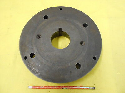 LOO LATHE CHUCK BACK PLATE mounting face metal engine turret holder tool  L00