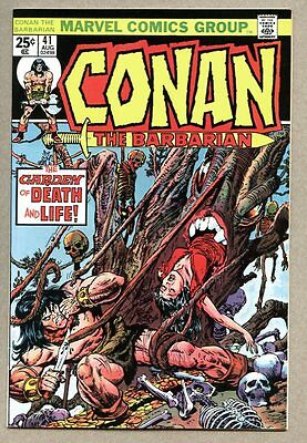 Conan The Barbarian #41-1974 vf/nm Gil Kane John Buscema