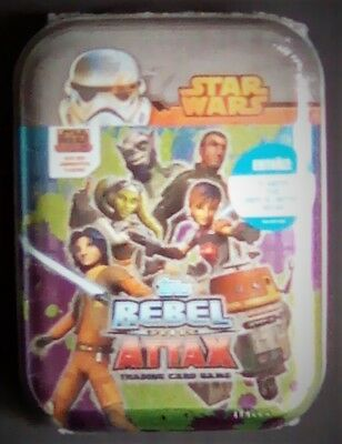 Star Wars Rebel Attax Serie 1 - Mini Tin Box ( OVP )