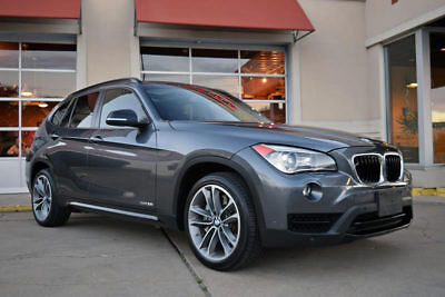 2014 BMW X1 xDrive35i AWD 2014 BMW X1 XDrive35i AWD, Ultimate Package, Navigation, Panorama Moonroof, More