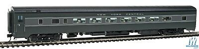 HO Scale- WALTHERS PROTO 920-16604 NEW YORK CENTRAL 85' PS 56-Seat Coach LIGHTED