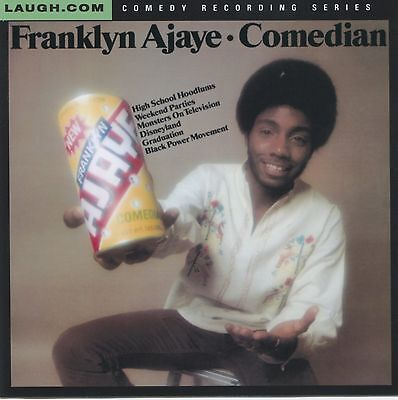 Franklyn Ajaye - Classic Two Cd Set - New