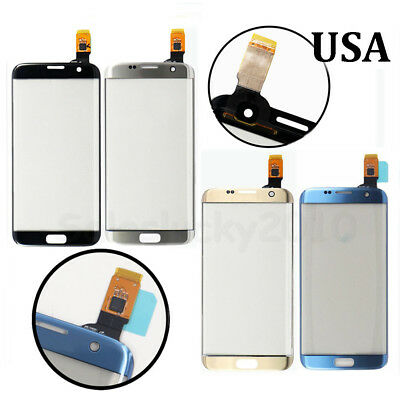 Touch Screen Digitizer Front Glass Replacement For Samsung Galaxy S7 Edge G935