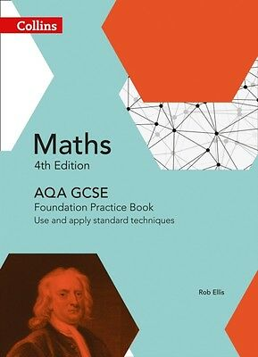 GCSE Maths AQA Foundation Practice Book (Collins GCSE Maths) (Pap...