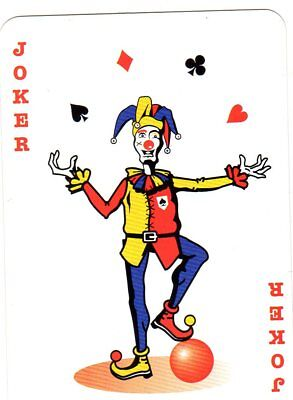 "RARE MINT ""201 Coca Cola (Vancouver Winter Olympic Games)"" JOKER PlayingCard #02"