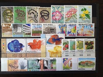MALAYSIA NEW ISSUES, XF MINT NEVER HINGED FRESH STAMPS, GOOD TOPICALS, Ma61