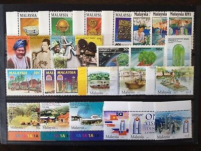 MALAYSIA NEW ISSUES, XF MINT NEVER HINGED FRESH STAMPS, GOOD TOPICALS, Ma63