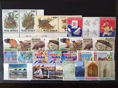 MALAYSIA NEW ISSUES, XF MINT NEVER HINGED FRESH STAMPS, GOOD TOPICALS, Ma66
