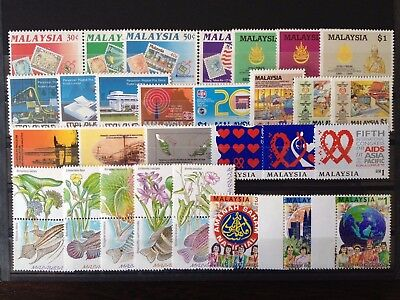 MALAYSIA NEW ISSUES, XF MINT NEVER HINGED FRESH STAMPS, GOOD TOPICALS, Ma68