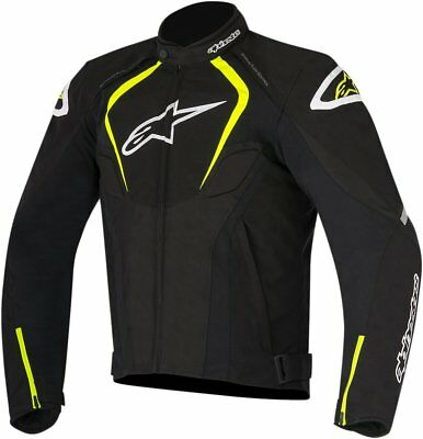 Alpinestars Jacket Jaws Wp B/w/y Xl 3201017-155-Xl