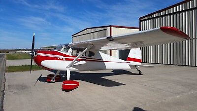 1950 Cessna 140A Airplane with C-90. Recently Restored