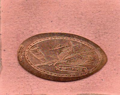 Spitfire  Elongated Penny