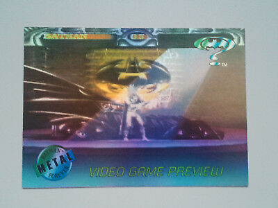 Fleer Ultra 1995 - Batman Forever Video Game Tip A1 - Special