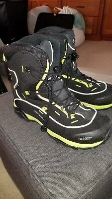 Baffin Snow Boots Snosport Men's Size 10 Ice Fishing Snowmobiling Winter