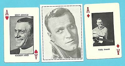 Eddy Arnold Fab Card Collection American country music singer Music Hall of Fame