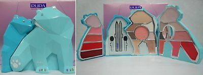 Trousse PUPA BE MY BEAR (Make Up Kit-Maquillage-Cofanetto) ORSO TURCHESE N° 02