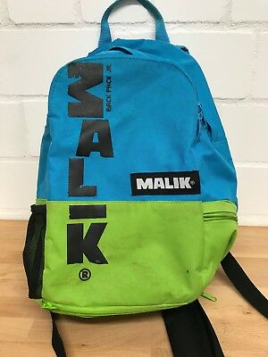 Malik Hockey Rucksack Back Pack Jr.