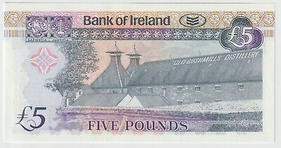 Northern Ireland 5 Pounds Sterling  2008 Commemorative Issue P-83