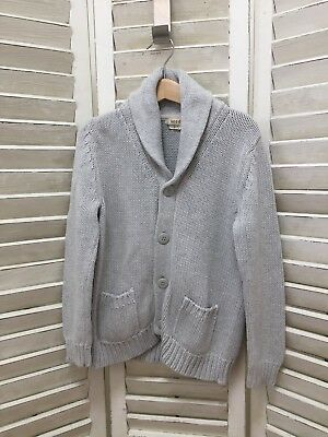 Great Condition Seed Boys Cotton Knit Cardigan Sz 6-7
