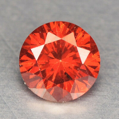 0.15 Cts RARE SPARKLING RED COLOR NATURAL LOOSE DIAMONDS