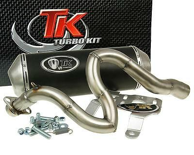 Exhaust Sport with E Characters Turbo Kit GMax 4T for Honda Forza Foresight 250