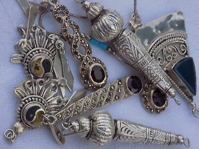 Mixed Lot of Jewellery Scrap Silver Weighing 24.8g