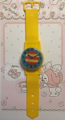 Gomme collection eraser vintage 80s montre watch