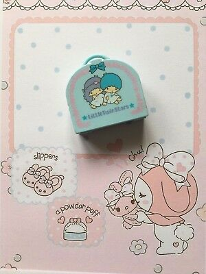 Gomme collection eraser vintage 80s Sanrio Little Twin Stars valise