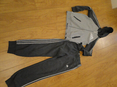 Adidas boys tracksuit age 14 to 15 years