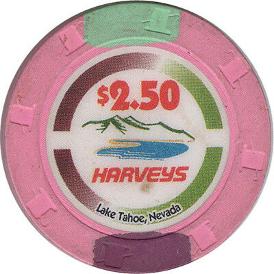 Harvey's Casino - $2.50 Casino Chip