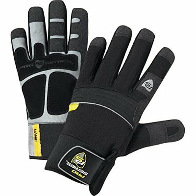 Best Quality West Chester Yeti Waterproof Winter Gloves with PVC Grip 96650Large