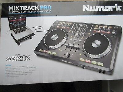 Numark Mixtrack Pro Dj Software Controller Boxed With Usb Cable