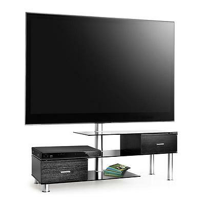 Top Design Auna Lk-1 Lcd Led Tv Hifi Regal Rack Tisch + Halterung Schwenkbar