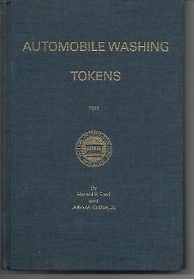 Automobile Washing Tokens-1986