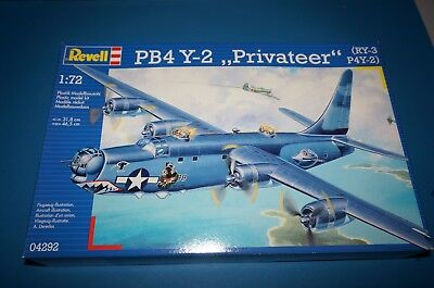 [RF16] Revell 04292 - Consolidated PB4Y-2 Privateer RY-3/P4Y-2 - Bausatz 1:72