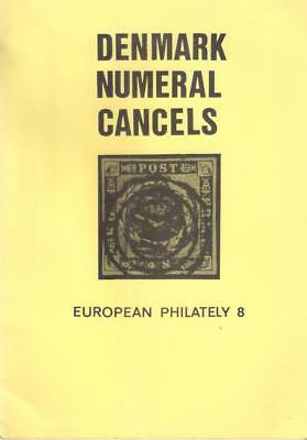 Book DENMARK NUMERAL CANCELS - J. Barefoot