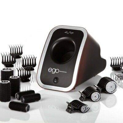 Ego Professional Boost Heated Roller Curlers Pod Set