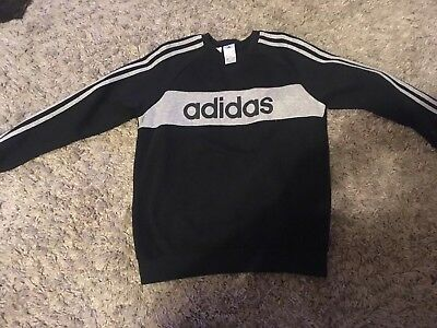 Boys Adidas Jumper age 13-14 years