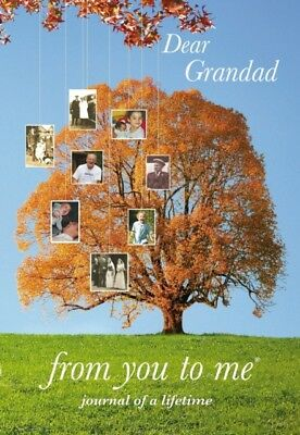 Dear Grandad, from you to me (Tree design) (Journal of a Lifetime. 9781907048036