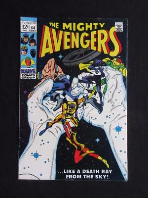 Avengers #64 MARVEL 1969 - HIGH GRADE - Black Panther, Vision, Yellow Jacket!!