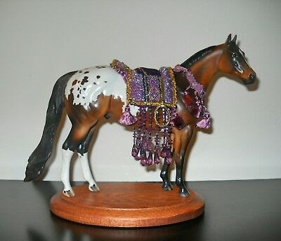 Breyer Traditional/Peter Stone Traditional Scale Arabian Horse Costume CM Tack 2