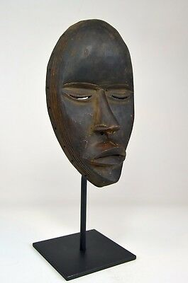 Handsome Old Dan Mask with Toma Influence,  African Mask, African Art