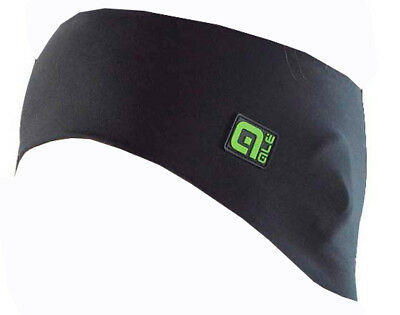 Ale Dyed Earband One Size Black