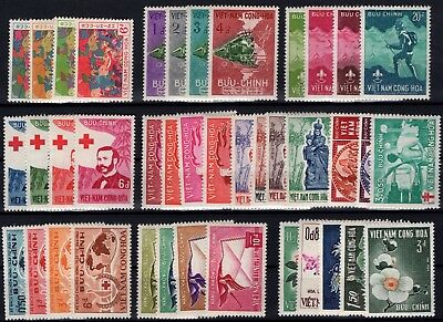 Zp48914 / South Vietnam / Lot 1959 - 1965 Neuf ** / Mnh