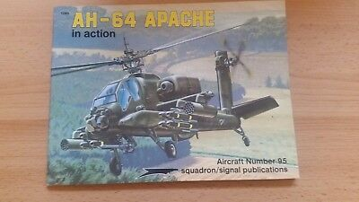 AH-64 Apache in action. Squadron/Signal 95