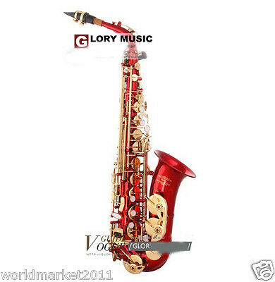 #2 Profession Musical Instruments Brass Hand Polished Compact Alto Saxophone
