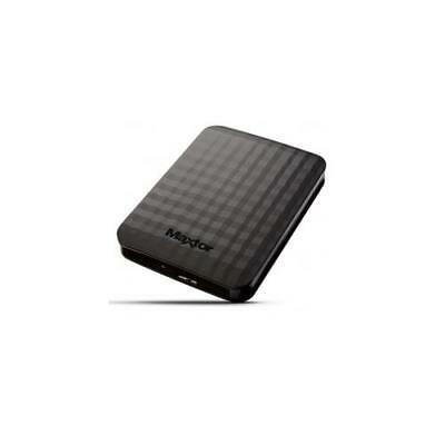 Maxtor M3 Portable 2TB External Hard Drive (HX-M201TCB/GM) - External Hard Drive