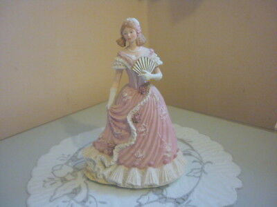 Wedgwood For Spink The Golden Jubilee Figurine